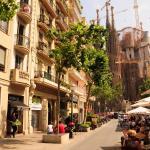 Gaudi Sagrada Familia, Barcelona