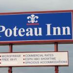 Poteau Inn, Poteau