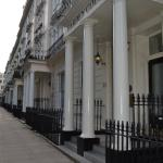 Garden Court Hotel,  London