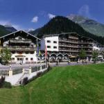 酒店图片: Alpenrose Wellnesshotel, Elbigenalp