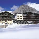 Fotografie hotelů: Alpenrose Wellnesshotel, Elbigenalp