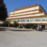 Grand Hotel Pavone, Cassino
