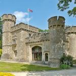 Bath Lodge Castle, Norton Saint Philip