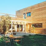 Holzhaus, Aix-en-Provence