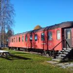 Tågstallarna i Rättvik,  Rättvik