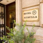 Hotel Altavilla, Rome