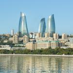 Fairmont Baku, Flame Towers, Baku
