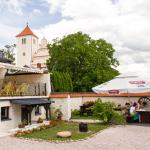 Pensjonat Serokomla,  Janowiec