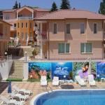 Aquarelle Hotel, Golden Sands