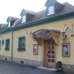 Jägermeister Panzió,  Sopron