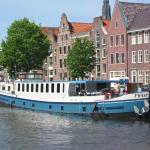 Hotelboat Fleur,  Amsterdam