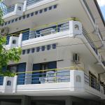 Theo Apartments, Olympiakí Aktí