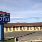 Split Mountain Motel, Vernal