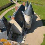 Château de Mazières, Tendu