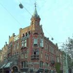 Nadia Hotel, Amsterdam