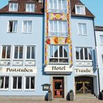 Hotel Pictures: Posthotel Traube, Donauwörth