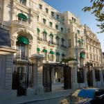 Shangri-La Hotel, Paris, Paris