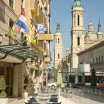 Hotel Tibur, Zaragoza