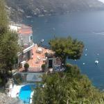 Villa Hibiscus Beach Club, Positano