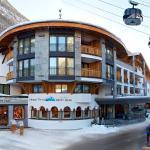 Hotelbilleder: Hotel Tirol, Ischgl