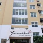 Yanadin Service Apartment,  Bangsaen