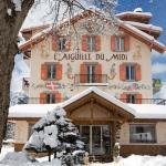 Aiguille du Midi, Chamonix-Mont-Blanc