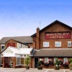 Hotel Pictures: The Waverley Hotel, Crewe