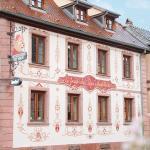 Hotel Pictures: La Ferme du Pape Hostellerie, Eguisheim