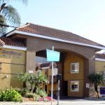 Sunburst Spa & Suites Motel, Los Angeles