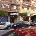 Pension Americano, Almería