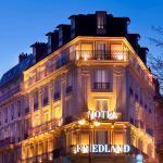 Hotel Champs Elysées Friedland by Happyculture, Paris