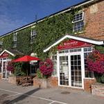 The Baskervilles Hotel,  Baston