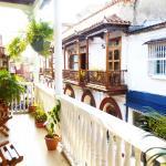 Hotel Santa Cruz, Cartagena de Indias