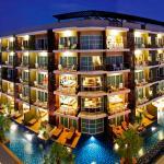 Andakira Hotel, Patong Beach
