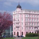 Hotel Opera,  Prague