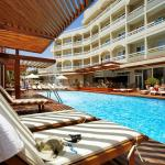Athineon Hotel,  Rhodes Town