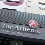A for Athens, Aten