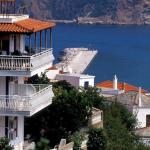 Efi Panorama, Skopelos Town
