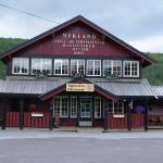 Myrland Turist og Servicesenter, Hovet