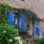 Hotel Pictures: Chambre d'hôtes de Kermarine, Larmor-Baden