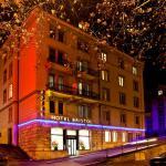 Hotel Bristol Zurich,  Zürich