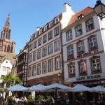 Hôtel des Arts, Strasbourg