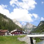 Villaggio Negritella, Mazzin