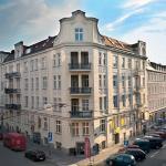 Apartamenty Pomarańczarnia, Poznań
