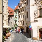 Clementin Old Town,  Prague