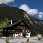 酒店图片: Hotel Gasthaus Schwarzenstein, Ginzling