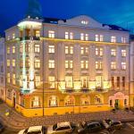 Theatrino Hotel, Prague