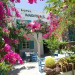 Hotel Andreas, Kamari