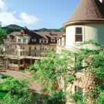 Cliff House at Pikes Peak,  Manitou Springs