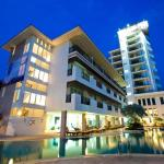 Pattaya Discovery Beach Hotel, Pattaya Central